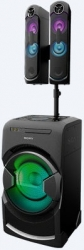 Минисистема Sony MHC-GT4D черный 2400Вт/CD/CDRW/DVD/DVDRW/FM/USB/BT