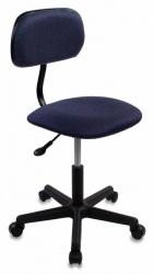 Кресло Бюрократ CH-1201NX/BL&BLUE темно-синий