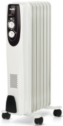 Радиатор масляный Ballu Classic BOH/CL-07WRN 1500Вт белый