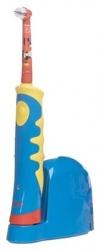 Зубная щетка электрическая Oral-B Mickey Kids желтый/голубой