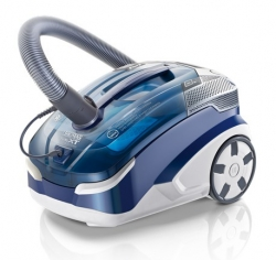 Пылесос моющий Thomas Twin XT 1700Вт синий/серебристый